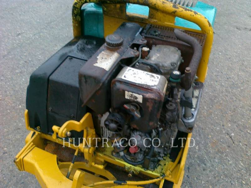 AMMANN-DUOMAT VIBRATORY DOUBLE DRUM ASPHALT AR65 equipment  photo 8