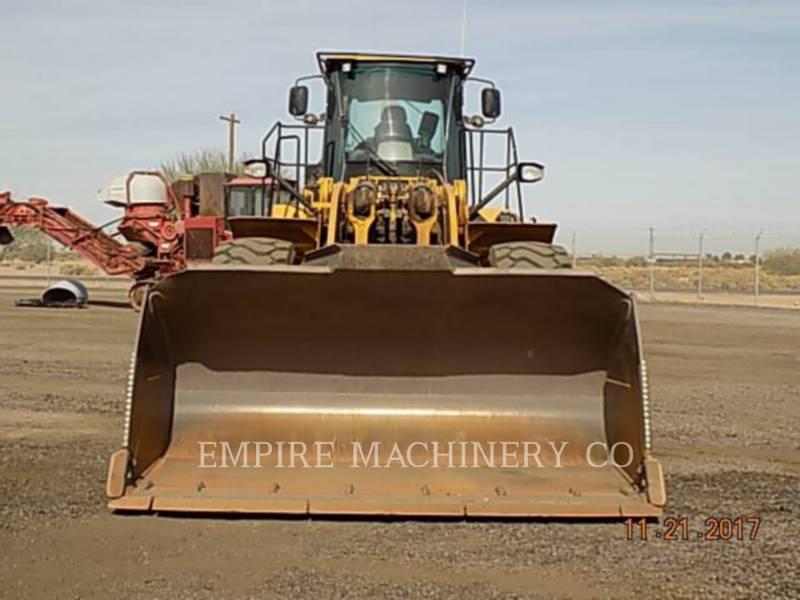 CATERPILLAR CARGADORES DE RUEDAS 980K equipment  photo 7