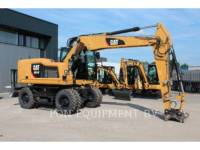 CATERPILLAR ESCAVADEIRAS DE RODAS M 314 F equipment  photo 2