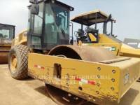 Equipment photo CATERPILLAR CS 78 B COMPATTATORE A SINGOLO TAMBURO VIBRANTE LISCIO 1