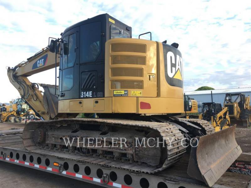 CATERPILLAR EXCAVADORAS DE CADENAS 314E L THM equipment  photo 1
