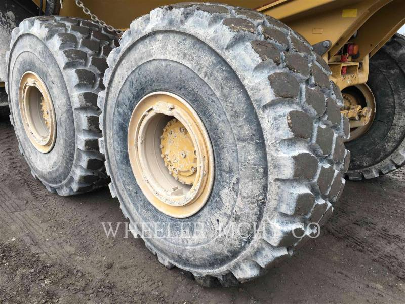 CATERPILLAR CAMIONES ARTICULADOS 740B TG equipment  photo 9