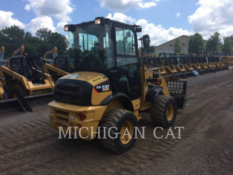 CATERPILLAR WHEEL LOADERS/INTEGRATED TOOLCARRIERS 903C A+ equipment  photo 3