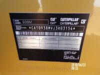 CATERPILLAR WHEEL LOADERS/INTEGRATED TOOLCARRIERS 938M equipment  photo 14