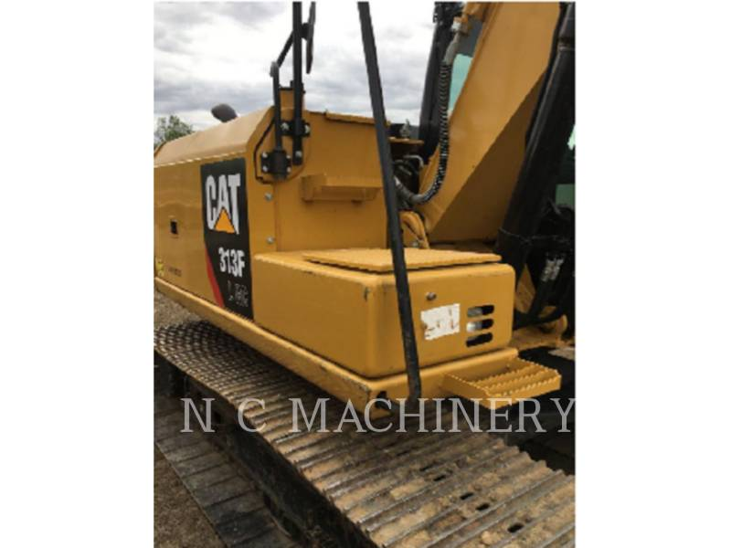 CATERPILLAR KETTEN-HYDRAULIKBAGGER 313FLGC equipment  photo 9