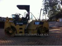 CATERPILLAR TAMBOR DOBLE VIBRATORIO ASFALTO CB-434D equipment  photo 6
