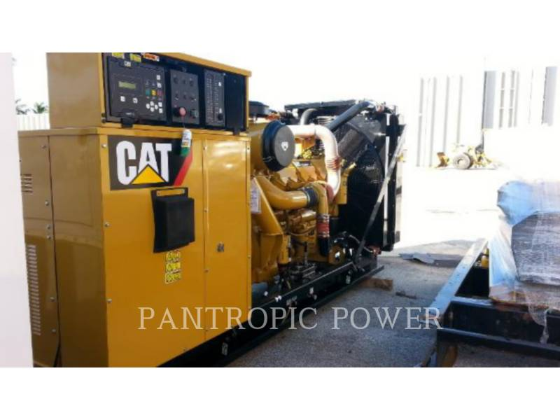 CATERPILLAR STATIONARY GENERATOR SETS C27 equipment  photo 1