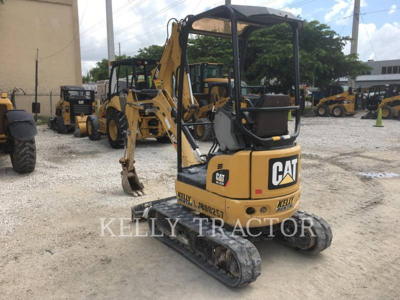 Caterpillar EXCAVATOARE PE ŞENILE 301.7DCR equipment  photo 3