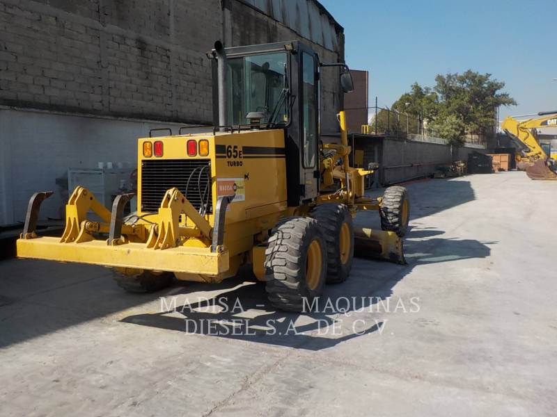 NORAM MOTORGRADER 65 E TURBO (CATERPILLAR) equipment  photo 16