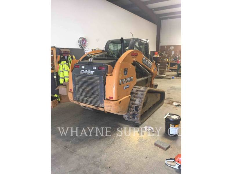 CASE MULTI TERRAIN LOADERS TV380 equipment  photo 4