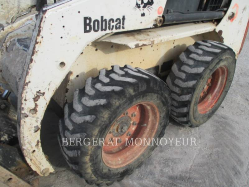 BOBCAT CHARGEURS COMPACTS RIGIDES S130 equipment  photo 7