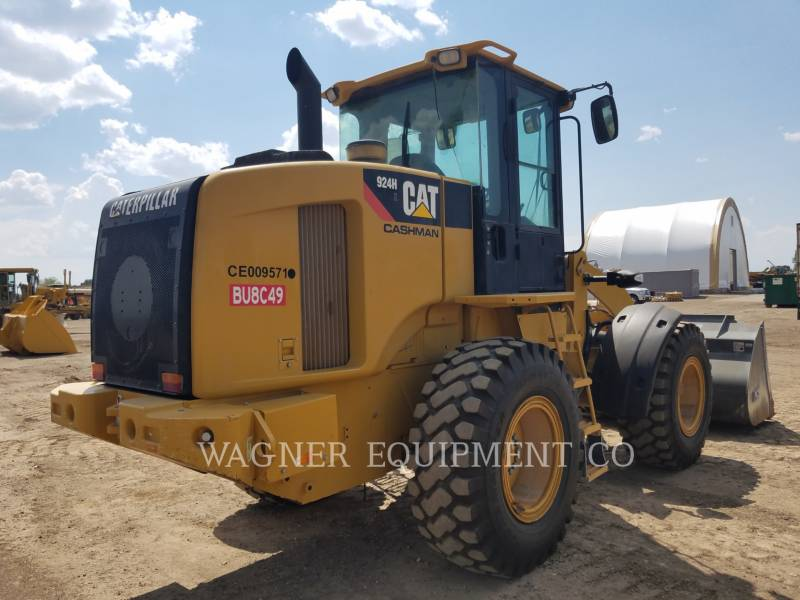 CATERPILLAR PALE GOMMATE/PALE GOMMATE MULTIUSO 924HZ equipment  photo 3
