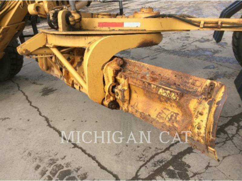 CATERPILLAR MOTOR GRADERS 143H equipment  photo 15