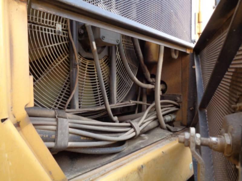 CATERPILLAR FORESTRY - FELLER BUNCHERS - WHEEL 563C equipment  photo 23