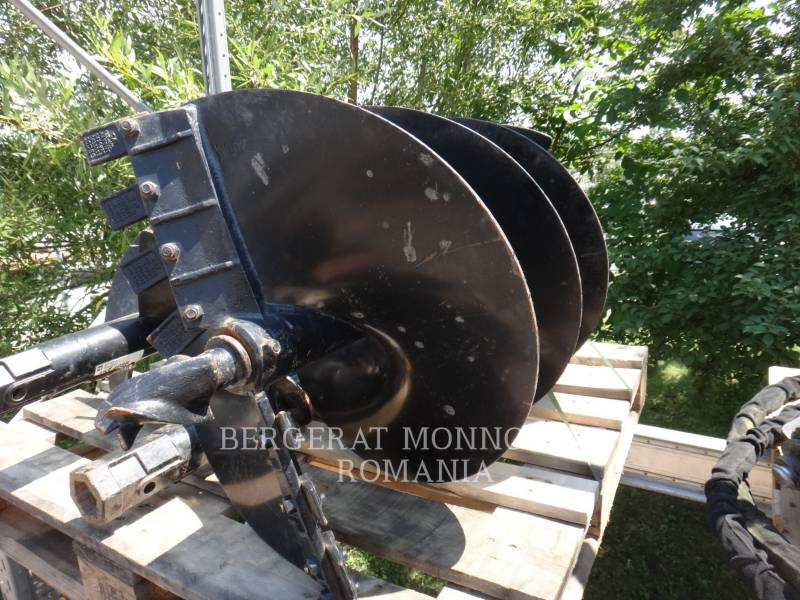 CATERPILLAR  AUGER A14B equipment  photo 3