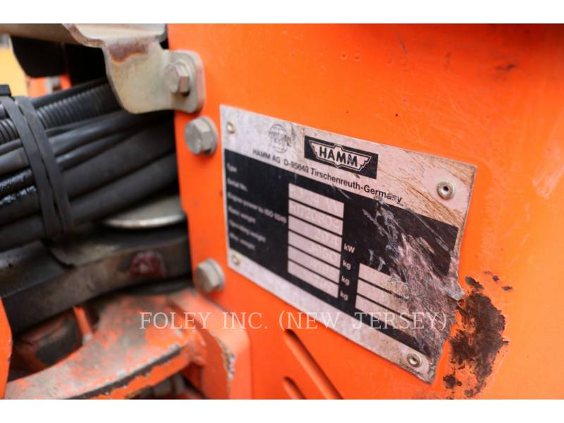 HAMM COMPACTORS HD14W equipment  photo 2