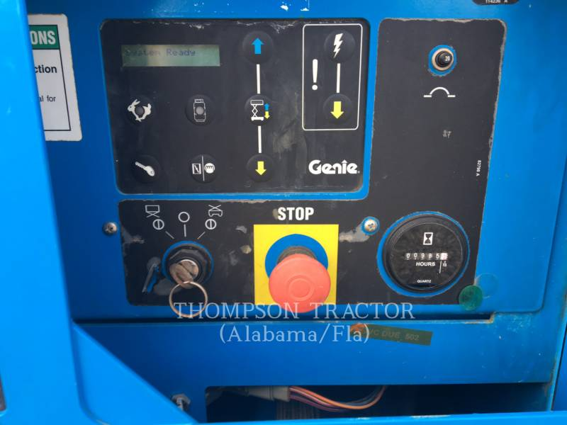GENIE INDUSTRIES SCHEREN-HUBARBEITSBÜHNE GS3384G2 equipment  photo 6
