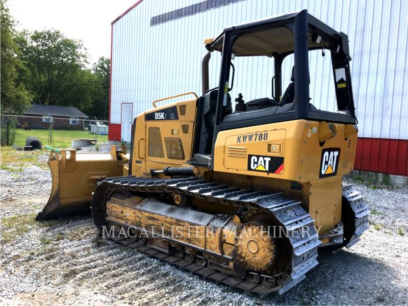 CATERPILLAR TRACTORES DE CADENAS D5K2XL equipment  photo 4