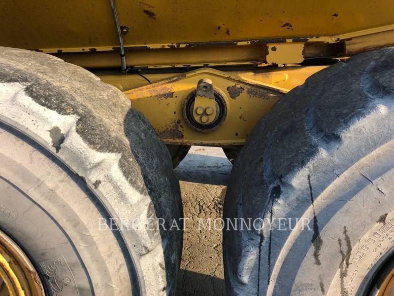 CATERPILLAR CAMIONES ARTICULADOS 740 equipment  photo 21