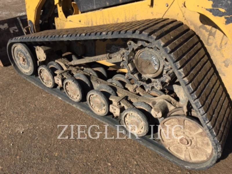 CATERPILLAR MULTI TERRAIN LOADERS 297C equipment  photo 6