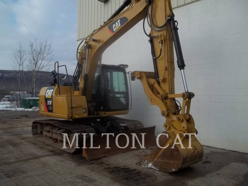 CATERPILLAR TRACK EXCAVATORS 311F L RR equipment  photo 2