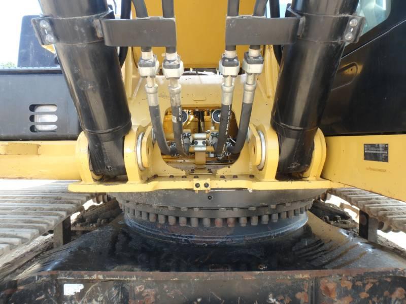 CATERPILLAR EXCAVADORAS DE CADENAS 349ELVG equipment  photo 8