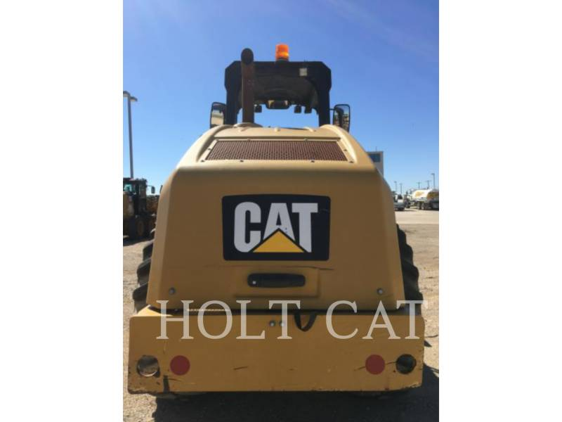 CATERPILLAR VIBRATORY SINGLE DRUM PAD CP56B equipment  photo 7