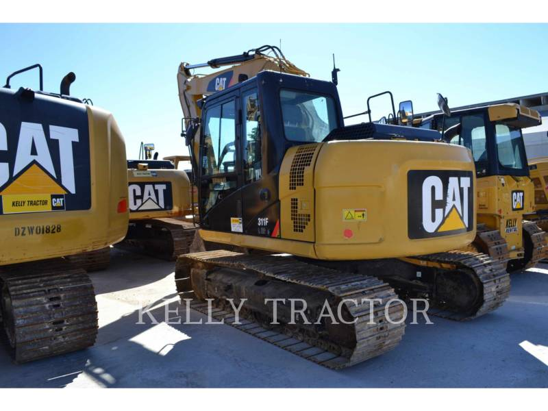 Caterpillar EXCAVATOARE PE ŞENILE 311FLRR equipment  photo 4