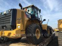 CATERPILLAR CARGADORES DE RUEDAS 950M QCF equipment  photo 7