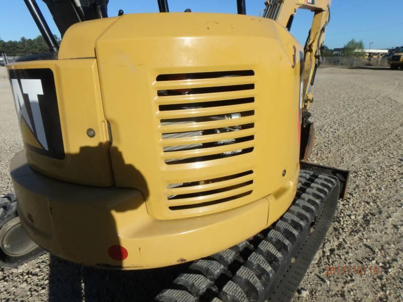 CATERPILLAR TRACK EXCAVATORS 304ECR equipment  photo 22