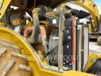 CATERPILLAR EINZELVIBRATIONSWALZE, BANDAGE CP54B equipment  photo 21