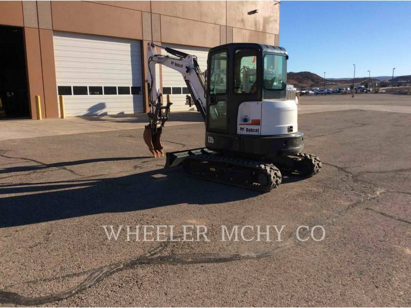 BOBCAT PELLES SUR CHAINES E35M equipment  photo 10