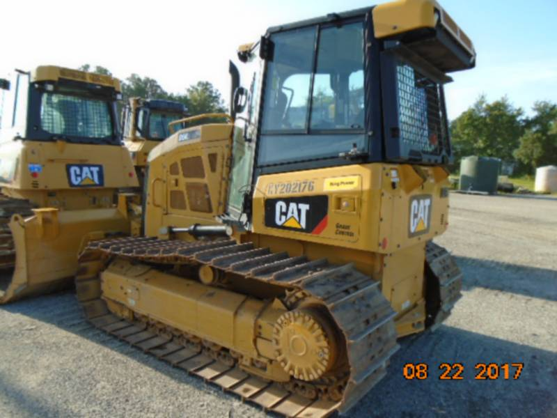 CATERPILLAR TRACK TYPE TRACTORS D5K2LGP equipment  photo 4
