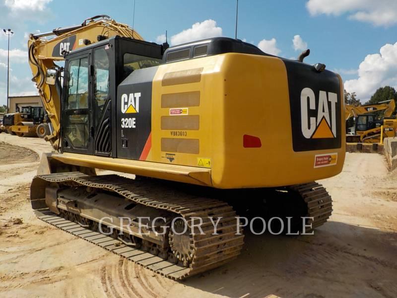 Caterpillar EXCAVATOARE PE ŞENILE 320E/HYD equipment  photo 7