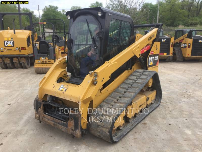CATERPILLAR CHARGEURS COMPACTS RIGIDES 299DXPS2CA equipment  photo 1