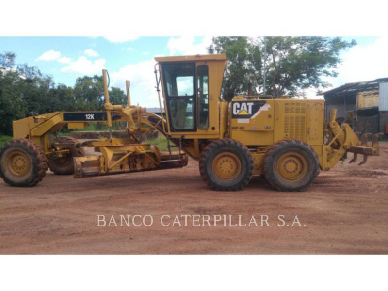 CATERPILLAR MOTONIVELADORAS 12K equipment  photo 12