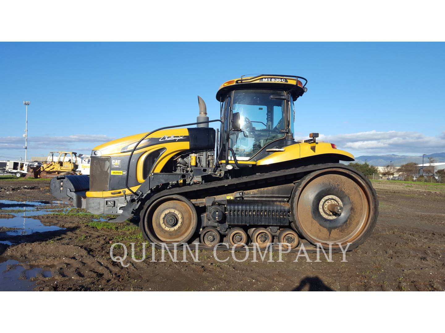 Detail photo of 2013 Challenger MT835C from Construction Equipment Guide