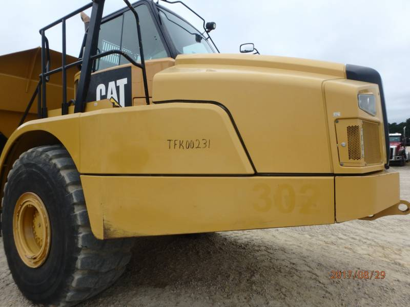 CATERPILLAR TOMBEREAUX ARTICULÉS 745C equipment  photo 16