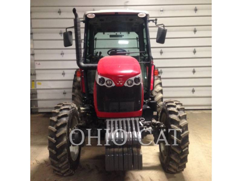 AGCO-MASSEY FERGUSON AG TRACTORS MF4608 equipment  photo 2