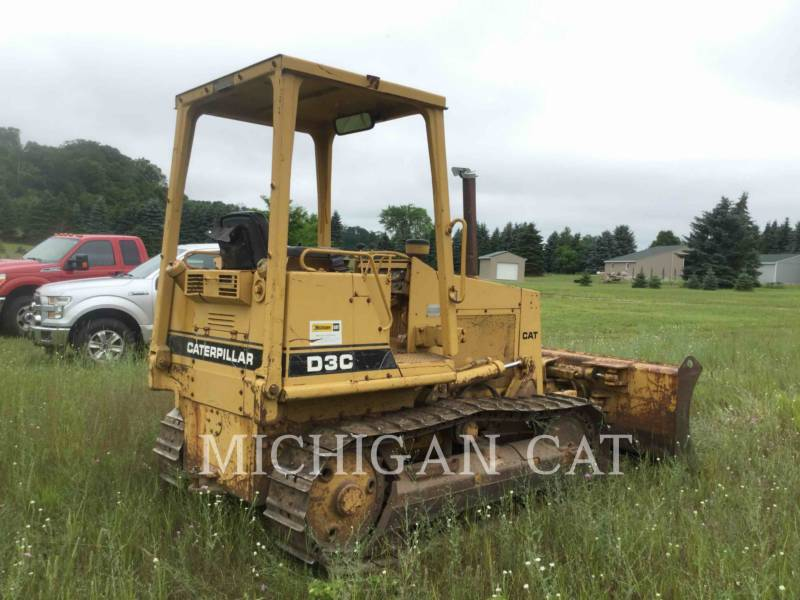 CATERPILLAR TRACK TYPE TRACTORS D3C equipment  photo 10