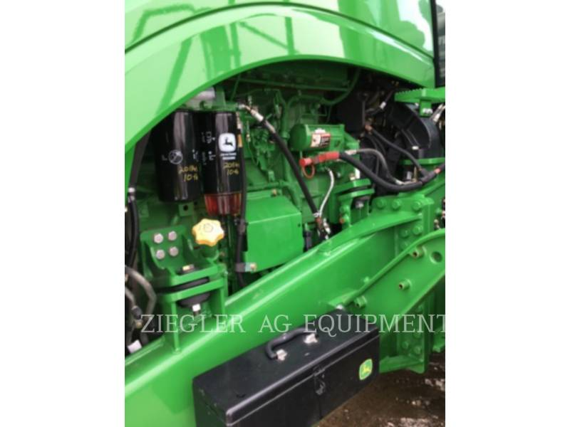 DEERE & CO. TRACTEURS AGRICOLES 9560RT equipment  photo 6