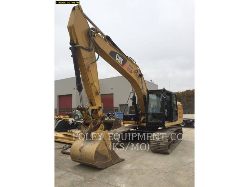 CATERPILLAR トラック油圧ショベル 320EL9 equipment  photo 1
