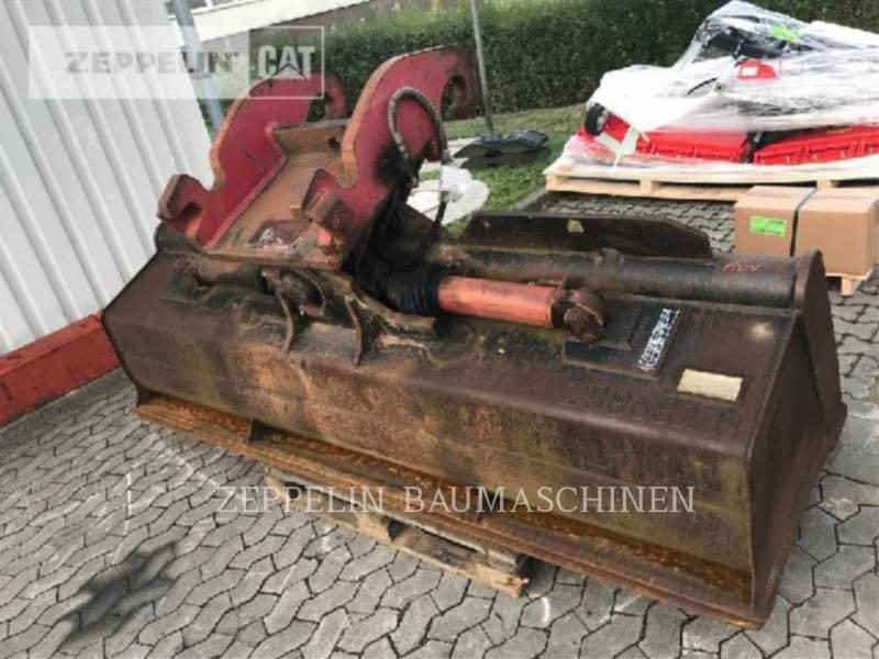 RESCHKE TRENCHERS GLV 2800mm CW45s equipment  photo 1