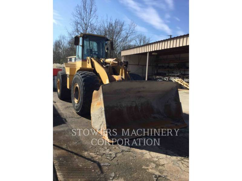 CATERPILLAR WHEEL LOADERS/INTEGRATED TOOLCARRIERS 970F equipment  photo 1