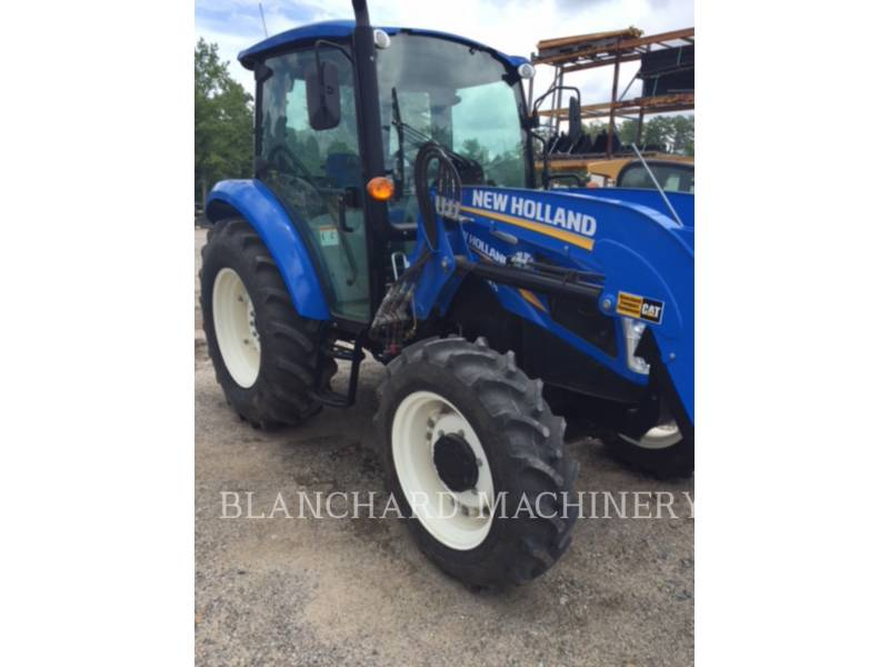 NEW HOLLAND LTD. AG TRACTORS PWRSTAR475 equipment  photo 2