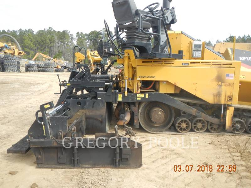 CATERPILLAR PAVIMENTADORA DE ASFALTO AP1055E equipment  photo 12