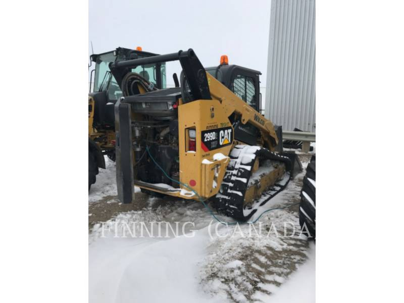 CATERPILLAR MULTI TERRAIN LOADERS 299 D 2 XHP equipment  photo 4