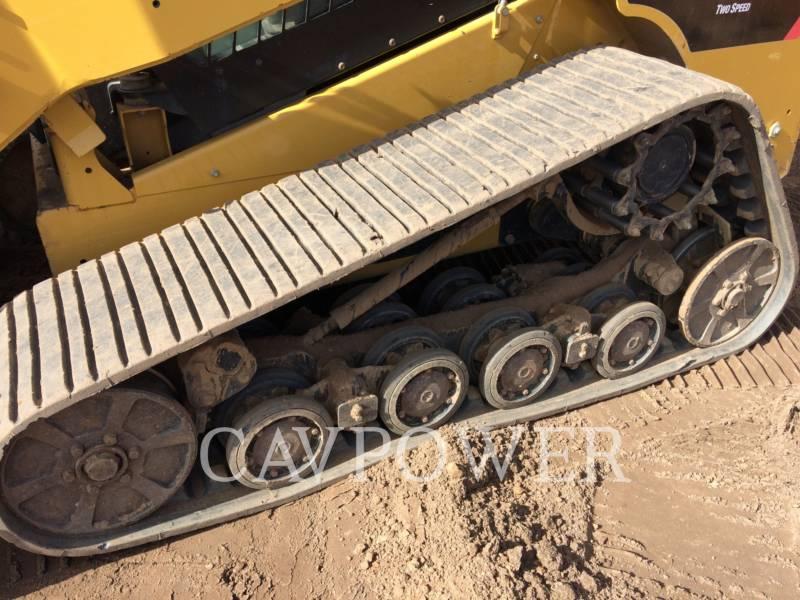 CATERPILLAR CARGADORES MULTITERRENO 277C equipment  photo 9