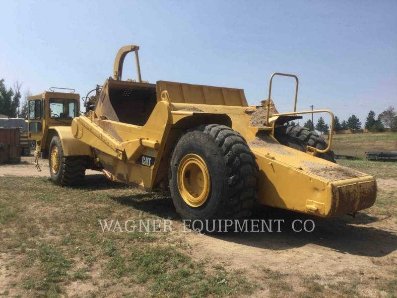 CATERPILLAR TRACTORSCHRAPERS OP WIELEN 621F equipment  photo 2