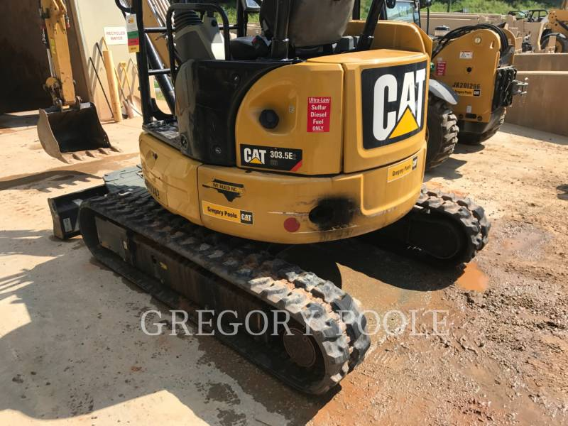 CATERPILLAR トラック油圧ショベル 303.5E2 CR equipment  photo 6